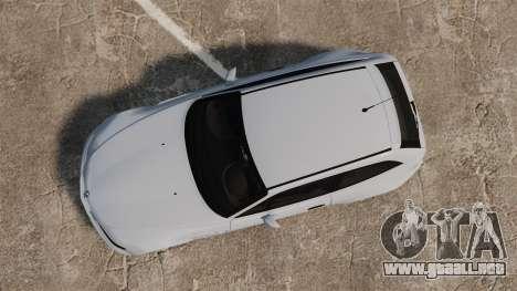BMW Z3 Coupe 2002 para GTA 4 visión correcta