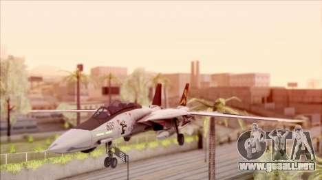 USA Navy Hydra para GTA San Andreas left