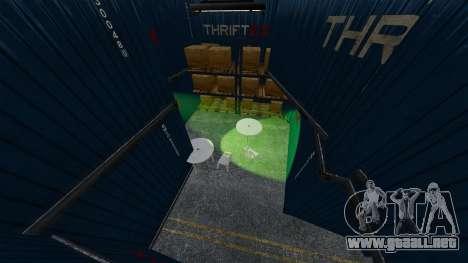 Mini almacén para GTA 4 tercera pantalla