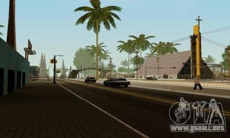 ENBSeries for low PC para GTA San Andreas twelth pantalla