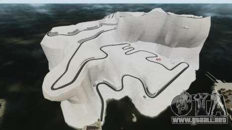 Ubicación Nevado Sakina para GTA 4