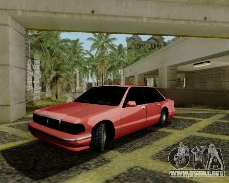 Premier tonificada para GTA San Andreas