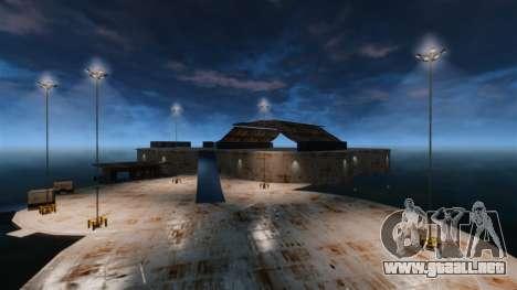 Base Naval para GTA 4 séptima pantalla