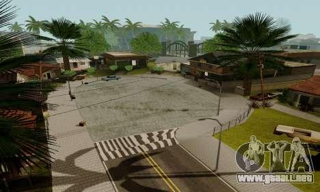 ENBSeries for low PC para GTA San Andreas undécima de pantalla