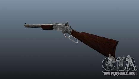 Winchester Repeater v1 para GTA 4 segundos de pantalla