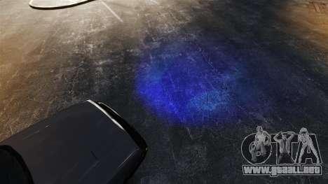 Faros azules para GTA 4