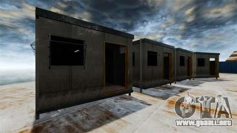 Base Naval para GTA 4 sexto de pantalla