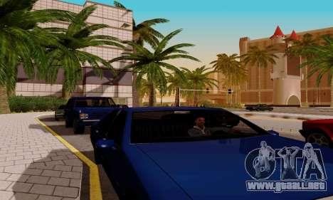 ENBSeries for low PC para GTA San Andreas décimo de pantalla