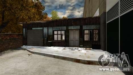 Casa de RP para GTA 4 segundos de pantalla