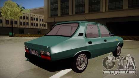 Dacia 1310 Berlina 2001 para la visión correcta GTA San Andreas