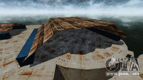 Base Naval para GTA 4 adelante de pantalla