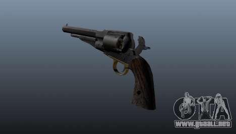 V2 revólver Remington para GTA 4 segundos de pantalla