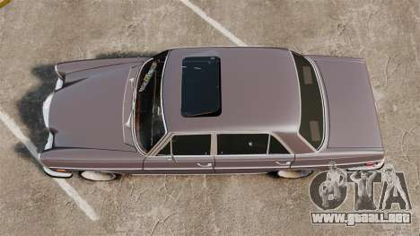 Mercedes-Benz 300 SEL 1971 para GTA 4 visión correcta