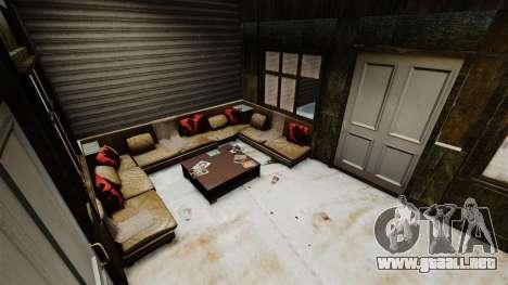 Casa de RP para GTA 4 tercera pantalla