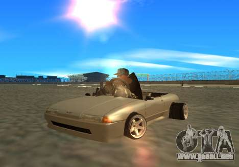 Baby Elegy v1 by Gh0ST para GTA San Andreas