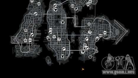 Destino Roskilde anillo para GTA 4 séptima pantalla
