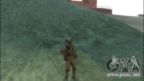 Un soldado ruso v4.0 para GTA 4 tercera pantalla