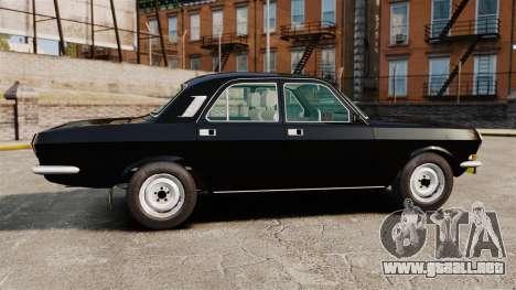Volga GAZ-2410 v1 para GTA 4 left