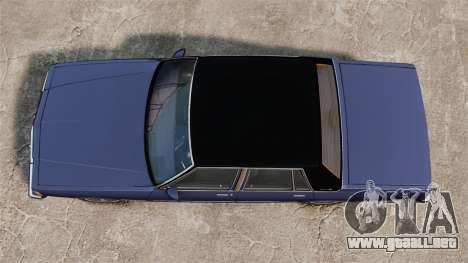 Chevrolet Caprice Brougham 1986 para GTA 4 visión correcta