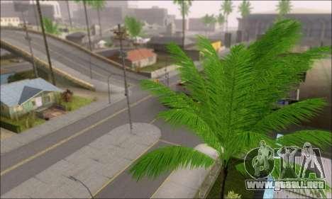 Calles vacías (Screenshots) para GTA San Andreas