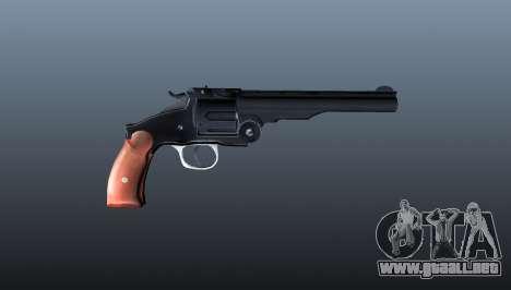 Schofield revolver v1 para GTA 4 tercera pantalla