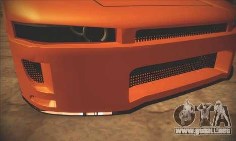 Infernus One para la visión correcta GTA San Andreas