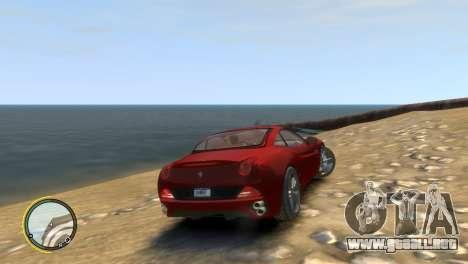 Ferrari California [EPM] para GTA 4 visión correcta