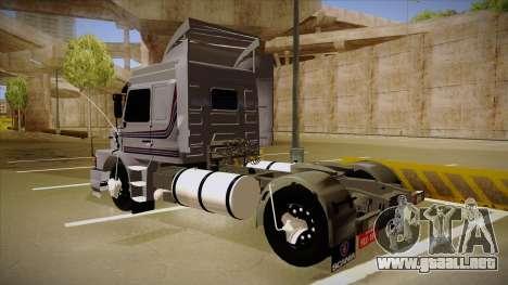 Scania 113H Top Line Neee Edit para GTA San Andreas left