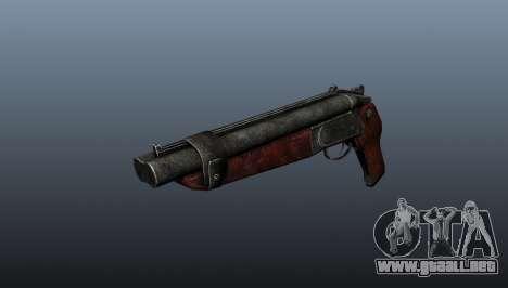 Escopeta recortada v2 para GTA 4