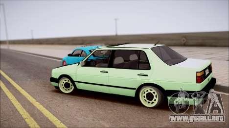 VW Jetta MK2 para GTA San Andreas left