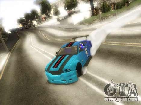GTA V to SA: Realistic Handling para GTA San Andreas