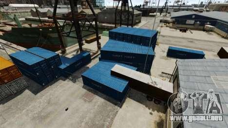 Mini almacén para GTA 4