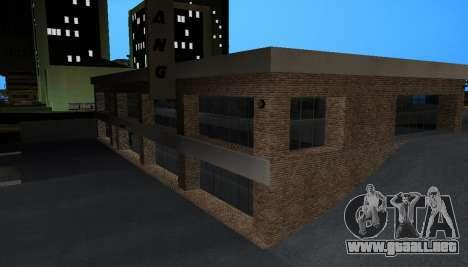Wang Cars para GTA San Andreas segunda pantalla