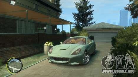 Ferrari California [EPM] para GTA 4