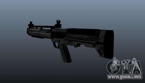 Kel-Tec KSG escopeta 12 v1 para GTA 4 segundos de pantalla