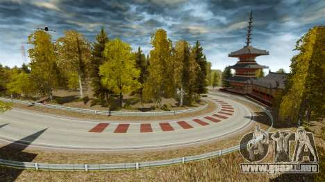 Ubicación del Okutama FZC para GTA 4 segundos de pantalla