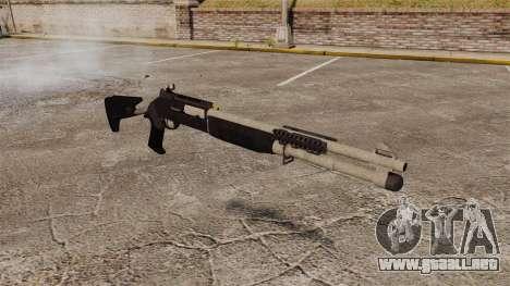 Escopeta M1014 v1 para GTA 4