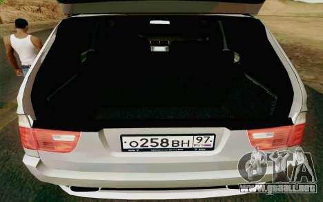 BMW X5 para el motor de GTA San Andreas