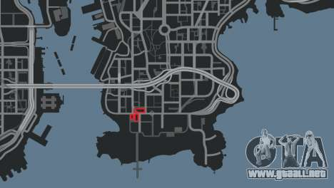 Tiendas brasileñas para GTA 4 novena de pantalla
