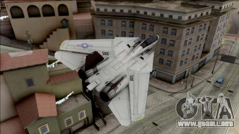 USA Navy Hydra para la visión correcta GTA San Andreas