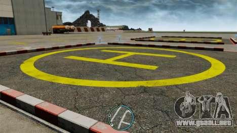La céntrica ubicación del radar para GTA 4 segundos de pantalla