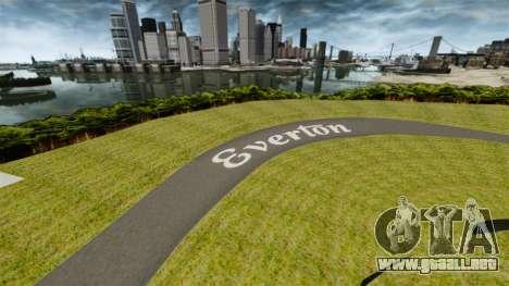 Destino Roskilde anillo para GTA 4 tercera pantalla