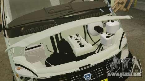 Sobol GAZ-2752 v1.1 para GTA 4 vista interior