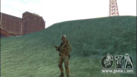 Un soldado ruso v4.0 para GTA 4