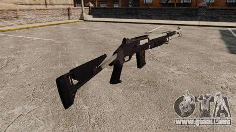 Escopeta M1014 v2 para GTA 4 segundos de pantalla