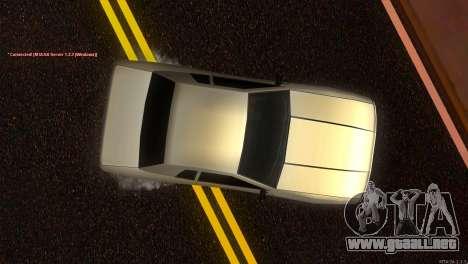 Elegy Estoq para la visión correcta GTA San Andreas