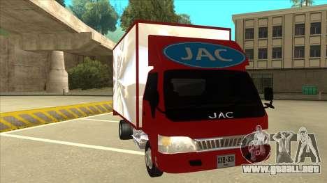 JAC 1040 para GTA San Andreas left