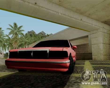 Premier tonificada para la visión correcta GTA San Andreas