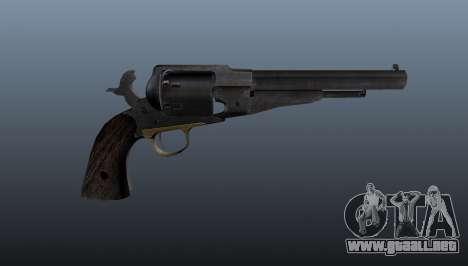 V2 revólver Remington para GTA 4 tercera pantalla