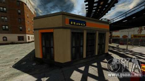 Tiendas brasileñas para GTA 4 sexto de pantalla